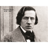 POSTER DECORATIVO CHOPIN
